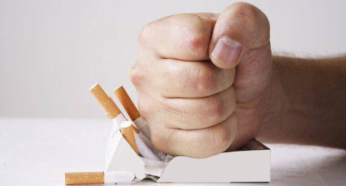 Smettere di fumare riduce anche l'abuso di alcol e droghe