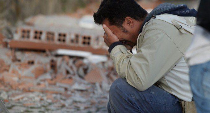 Trauma post-terremoto, quelle crepe che il sisma lascia nella mente