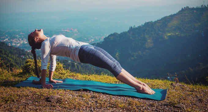 Lo yoga: un valido aiuto per la cura della depressione