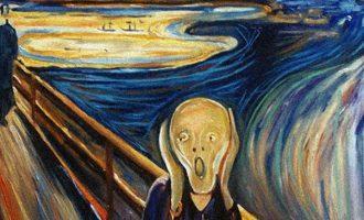 Le forme dell'angoscia: dall'urlo di Munch a quello di Bacon, l'angoscia di Freud e Kohut