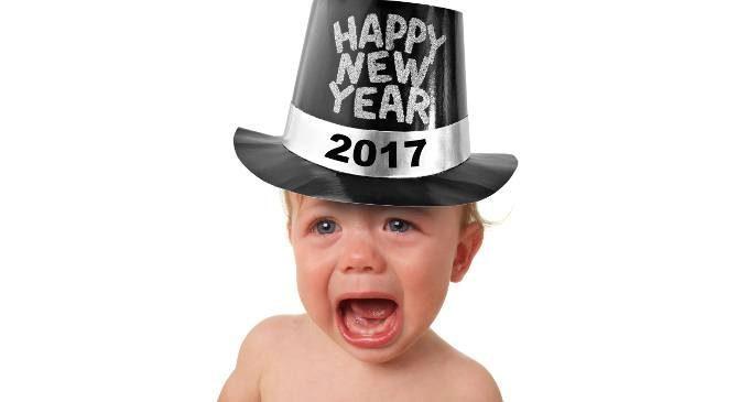 La pagina bianca del 2017 – Preoccupati dal nuovo anno? Il segreto è diventare meno attenti