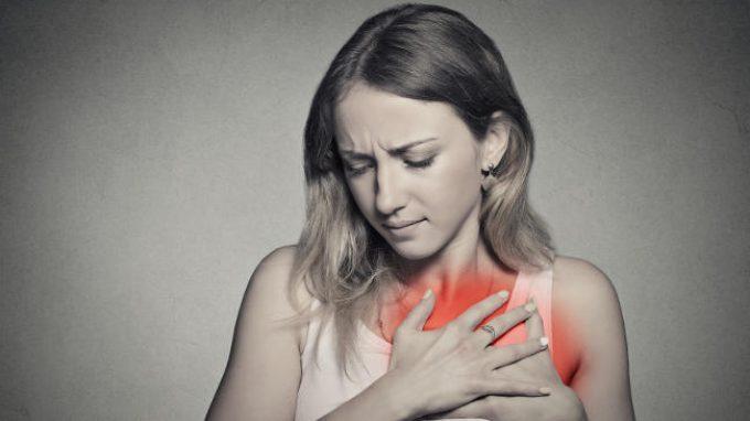 Stress e problemi cardiaci nelle donne