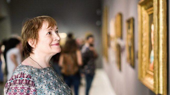 Art Therapy: la visione di Opere d'Arte quale aiuto per la terapia in soggetti anziani depressi – Ricerca sperimentale