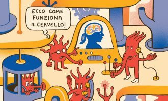Benvenuti a Cervellopoli: le neuroscienze per bambini di tutte le età