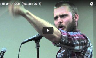 Slam Poetry: Il Disturbo Ossessivo Compulsivo di Neil Hilborn