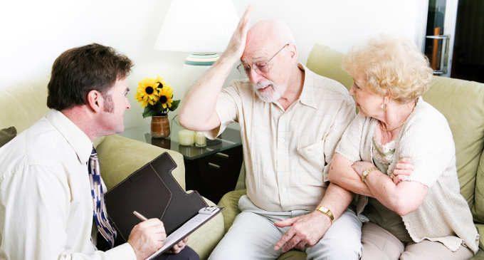 Psicoterapia per gli anziani: motivazione, setting terapeutico e concettualizzazione del caso
