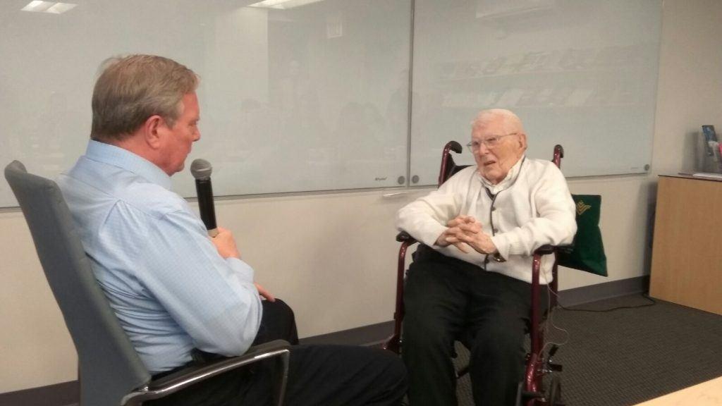 Aaron T. Beck supervisione sul paziente difficile - Il corso sull'ansia al Beck Institute di Filadelfia