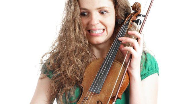 Ansia da prestazione musicale: i fattori che incidono sull'ansia dei musicisti