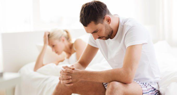 Il ruolo dell'immagine corporea nella disfunzione erettile