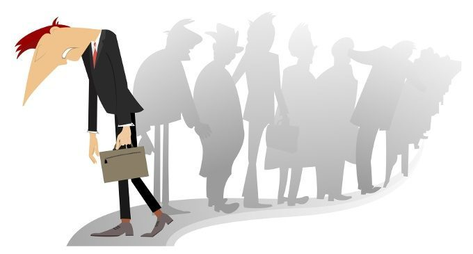 L'instabilità lavorativa condiziona l'identità sociale