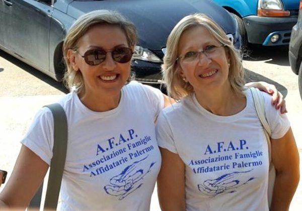 L affidamento familiare l esperienza dei soci dell associazione Afaponlus - Adriana De Trovato e Jenny Campanella