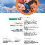 Stranieri non estranei. Percorsi di crescita condivisi - Convegno ECM a Pordenone, 21 aprile 2017