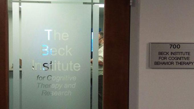 Il corso sull'ansia al Beck Institute di Filadelfia