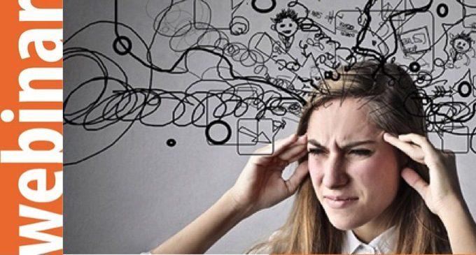 Il rimuginio: cura e ruolo nella sofferenza psicologica – Webinar dell'Ordine Psicologi Lombardia