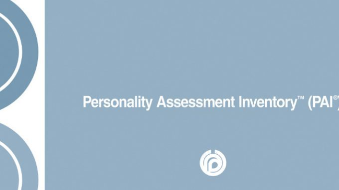 Il Personality Assessment Inventory (PAI): una valida alternativa all'MMPI-2