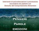 Intervento di Psicoeducazione e Prevenzione Secondaria nei pazienti con Disturbo del Comportamento Alimentare – Cagliari e Sassari, Aprile 2017