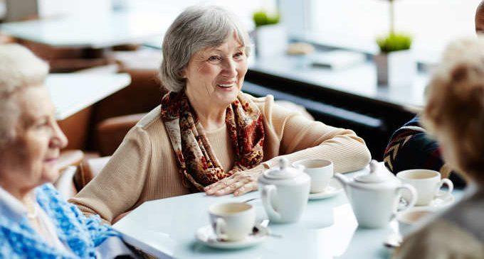 """Abilità sociali nelle donne anziane: questione di """"naso"""""""