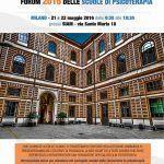 Il Forum 2017 delle scuole di Psicoterapia - Orientamento alla Formazione