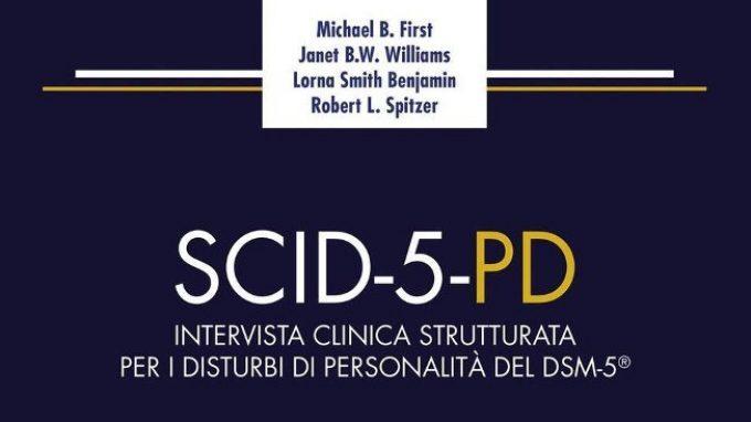 La scid- 5-PD nella diagnosi dei disturbi di personalità
