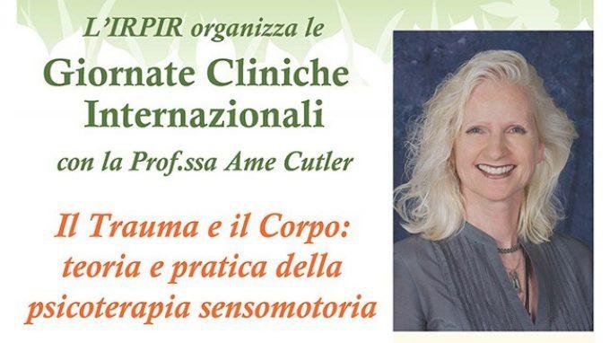 Il Trauma e il Corpo: teoria e pratica della psicoterapia sensomotoria con Ame Cutler – Report