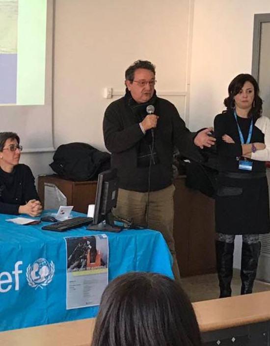 Unicef Italia in prima linea per il rispetto dei diritti di bambini rifugiati e migranti - Corso di Formazione per Front-Line workers