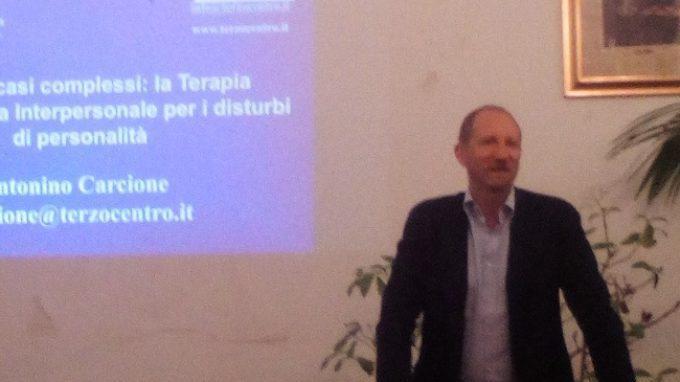 Curare i casi complessi. Un seminario di studi con il Dr. Antonino Carcione – Palermo, 7 Giugno 2017