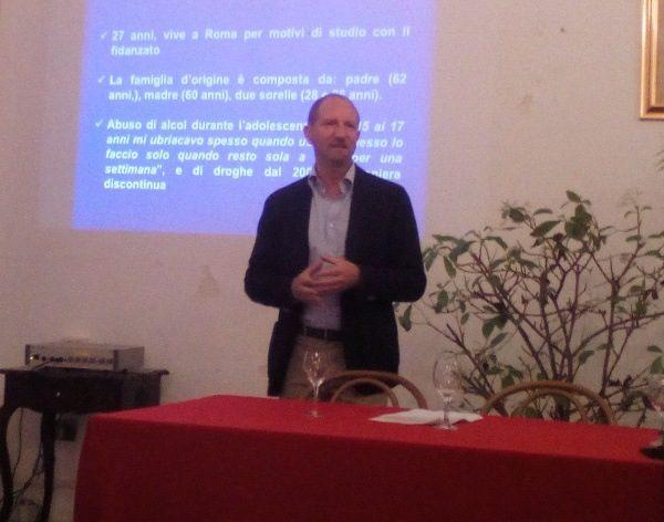 Curare i casi complessi - Report dal Seminario di studi con il Dr. Antonino Carcione