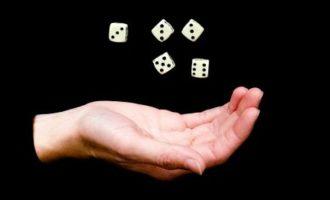 Studio dell'effetto di differenti fattori sullastima della probabilità