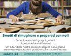 Corso di preparazione all' Esame di Stato per l'abilitazione alla professione di psicologo – Firenze, 23 Settembre 2017