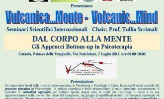 Dal corpo alla mente: aCatania un seminario internazionale sugli approcci bottom-up in psicoterapia – Report dall'evento
