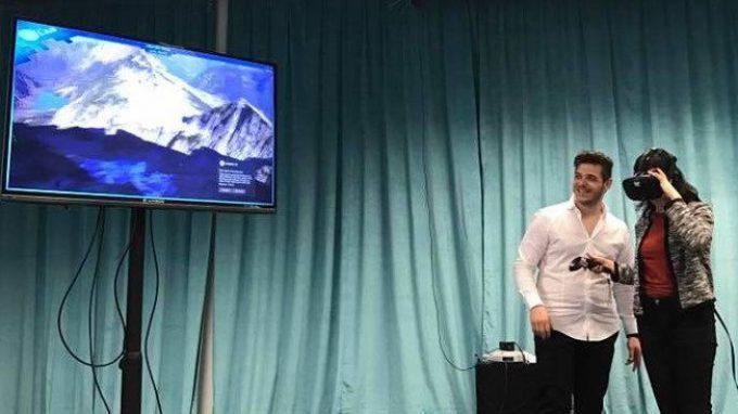 La realtà virtuale nella pratica terapeutica: il video dall'esperienza del Forum di Riccione