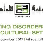 Congresso del European Council for Eating Disorders – ECED, Vilnius - Report