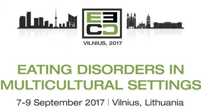 Congresso del European Council for Eating Disorders – ECED a Vilnius (Lituania), 7-9 Settembre 2017 – Report