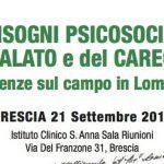 II Giornata Nazionale della Psiconcologia - 21 settembre 2017, Brescia