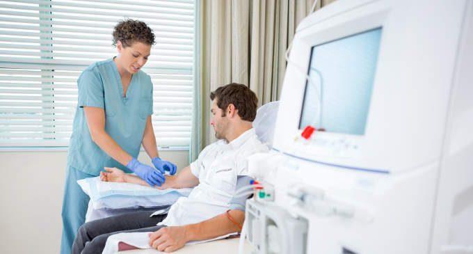 blocco renale malato terminale