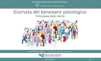 Tutto passa dalla mente.A Palermo una giornata dedicata al benessere psicologico