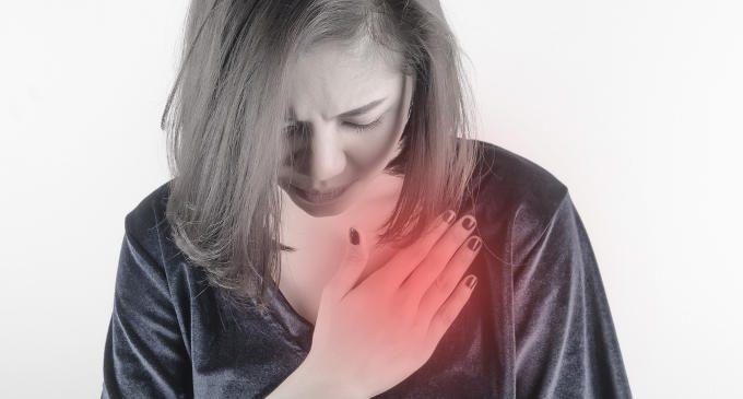 Il cuore accusa il colpo dopo un trauma