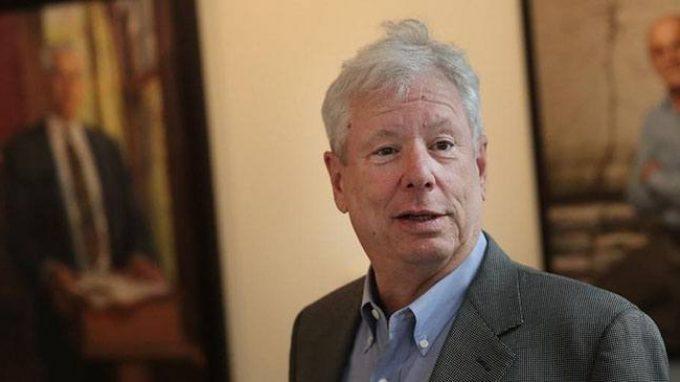 Richard Thaler ha vinto il Nobel per l'Economia