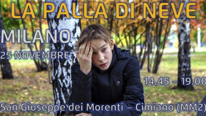 """Report dal seminario """"La Palla Di Neve"""" – Milano, 25 Novembre 2017"""