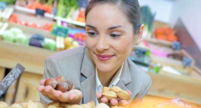 Nutrire il cervello con le noci