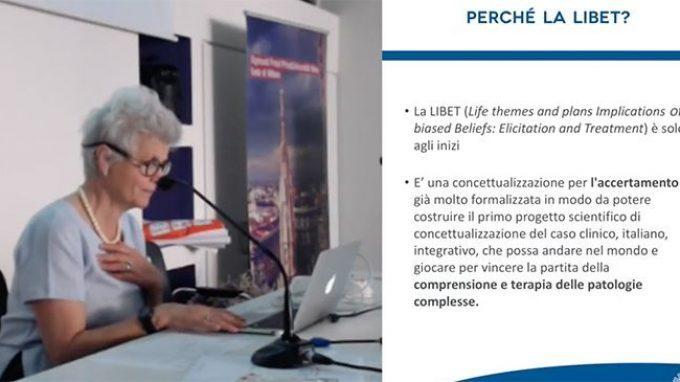 Il modello LIBET: introduzione di Sandra Sassaroli – Psicoterapia & Concettualizzazione del caso (VIDEO)
