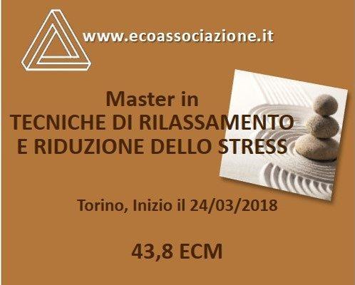 ECO - Master 2018 - Fino a 31 marzo