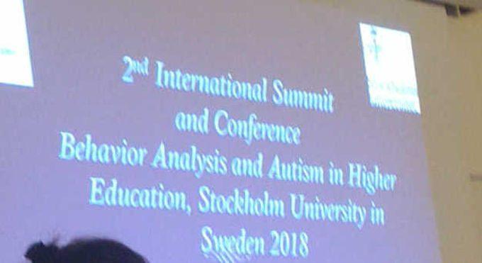 2° Summit Internazionale su Analisi del Comportamento e autismo - Report