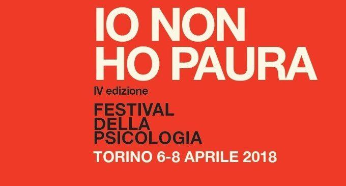 Festival della Psicologia IV edizione, Torino dal 6 all' 8 aprile 2018 – Comunicato Stampa