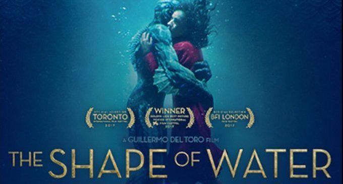 La forma dell'acqua oltre l'amore – Recensione del Premio Oscar 2018 di Guillermo del Toro