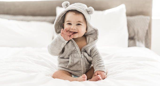 I bambini di pochi mesi non sanno parlare, ma sanno ragionare