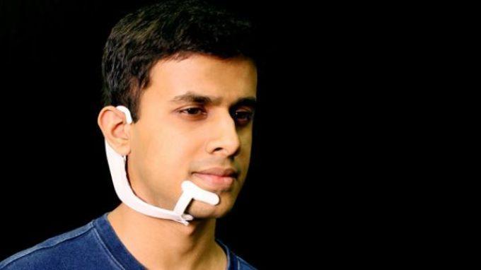 AlterEgo: un nuovo strumento per riuscire a comunicare senza parlare