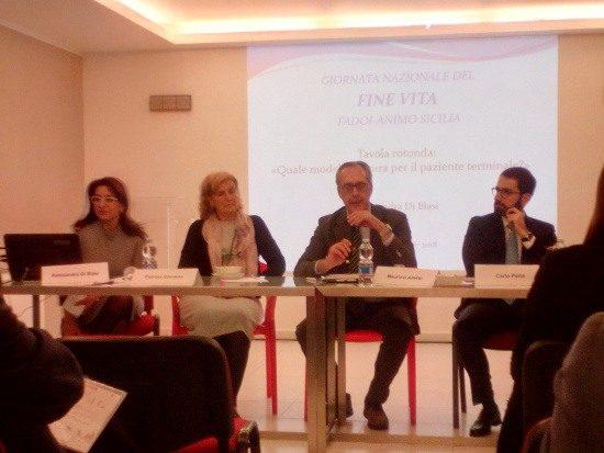 Fine vita aspetti psicologici etici e giuridici - Report congresso di Palermo IMM1