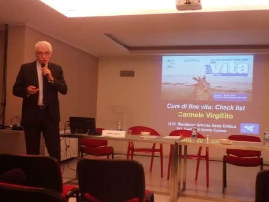 Fine vita aspetti psicologici etici e giuridici - Report congresso di Palermo IMM2