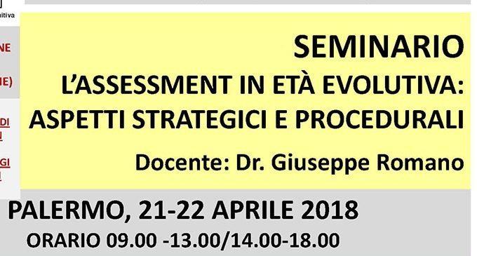 Assessment in età evolutiva: aspetti strategici e procedurali – Report del convegno di Palermo